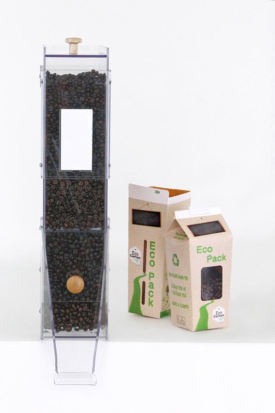 silo bac vrac emballage boite réutilisable fillapack