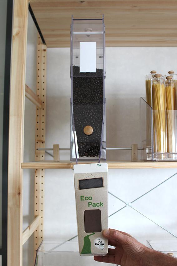 fillapack boite carton emballage écologique vrac