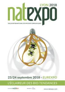 Natexpo salon bio écologique Lyon 2018