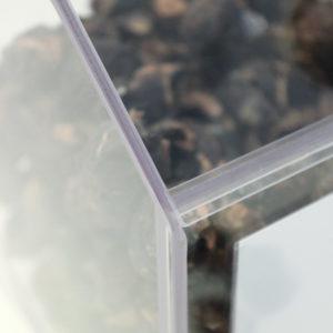 hermétique bac vrac comptoir 3L petite contenance