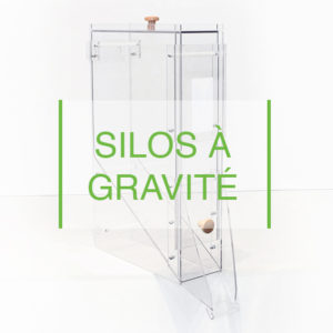 silo gravité aliment vrac made in france