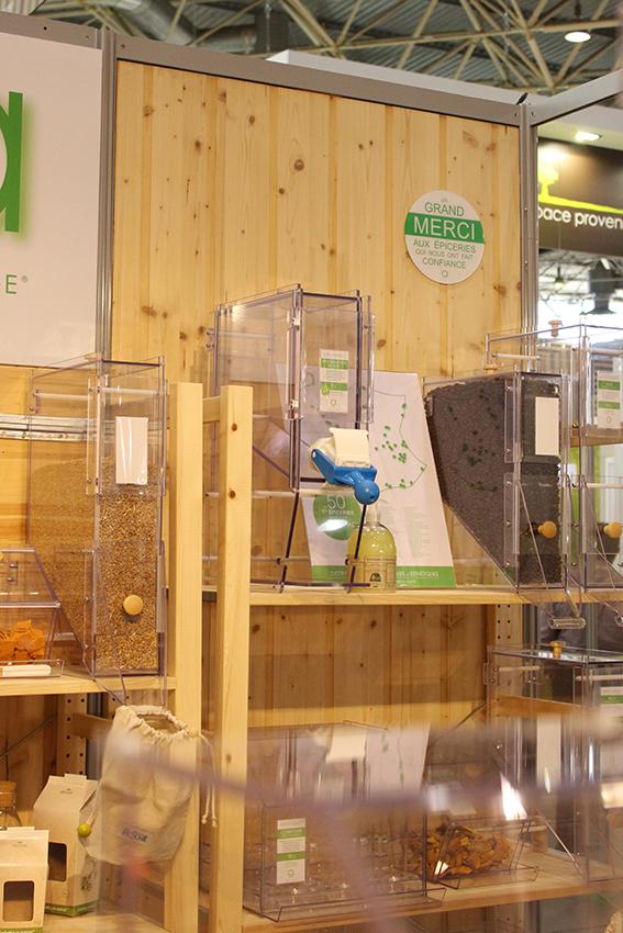 distributeur miel vrac liquide pratique