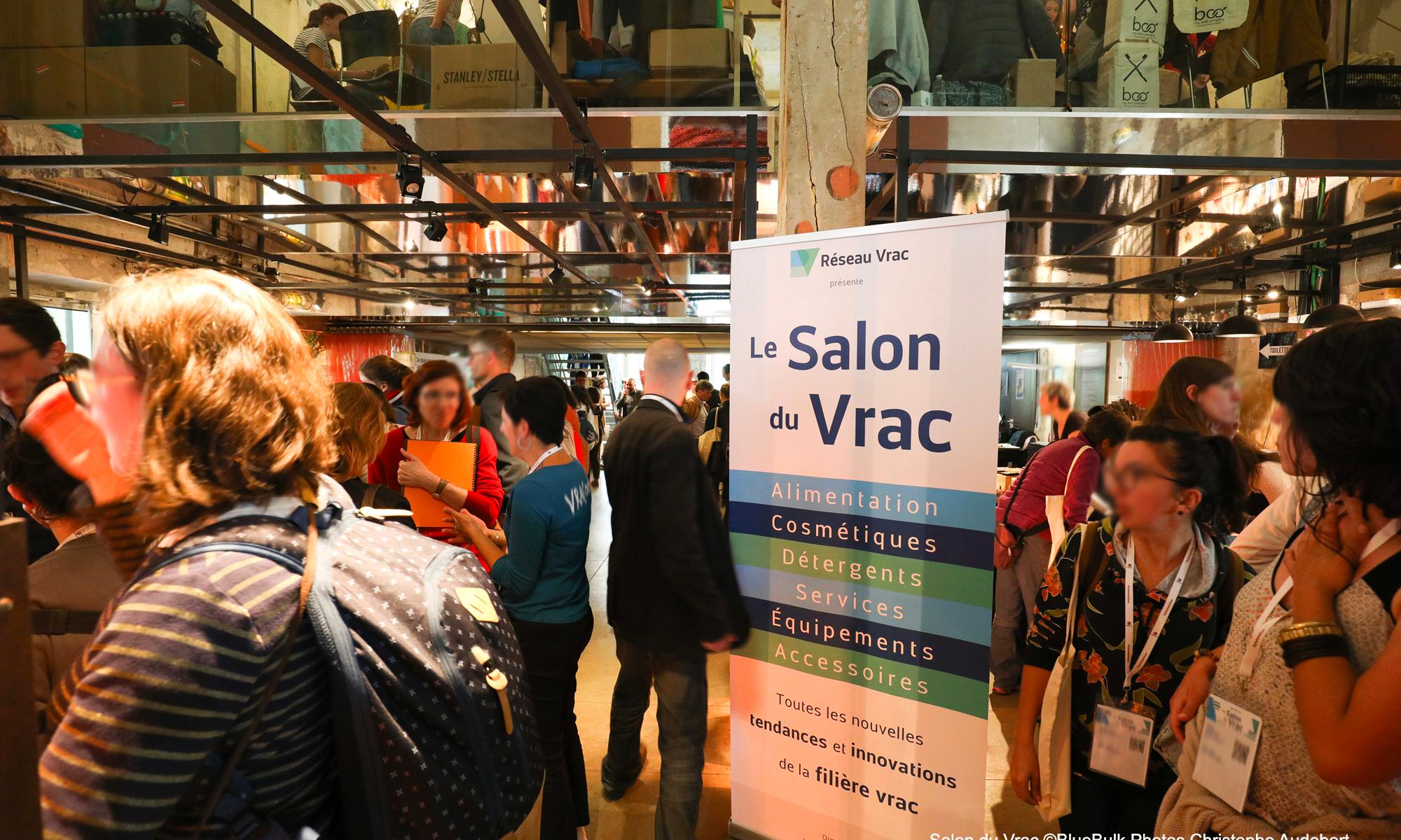 Salon du Vrac 2019 - Réseau Vrac